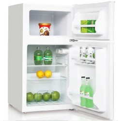 Refrigerator-Top Freezer & Bottom Fridge